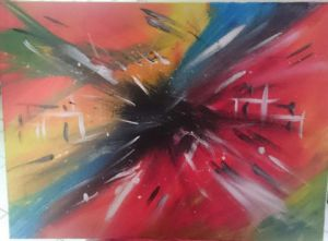 Peinture de ph creations: Explosion 2