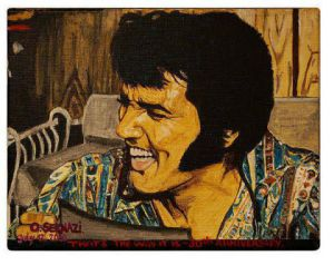 Voir cette oeuvre de olivier seknazi: ELVIS  THAT'S THE WAY IT IS 30th ANNIVERSARY