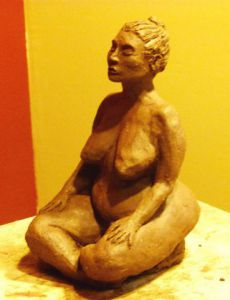 Sculpture de JRB: venus callipyge