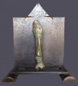 Sculpture de LJM Hognon: Bronze