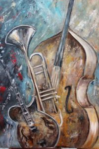 Peinture Jazz Sur Livegalerie