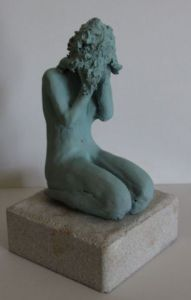 Sculpture de ALTA: SADNESS