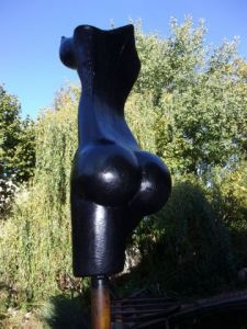 Sculpture de Mareschal Christophe