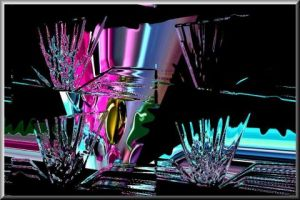 Art_numerique de Peter Rayan: Drink a glass