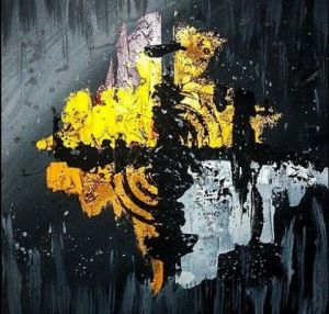 Peinture de STEF: THE CROSS
