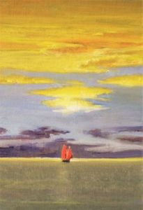 Voir cette oeuvre de marpielo: red sails in the sunset_der_500x730