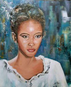 Peinture Visage Sur Livegalerie