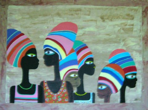 LS - NOS SOEURS AFRICAINES