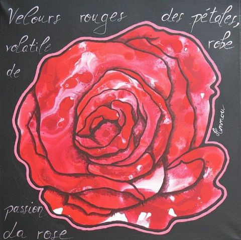 ANNICK BRIGEL - La rose