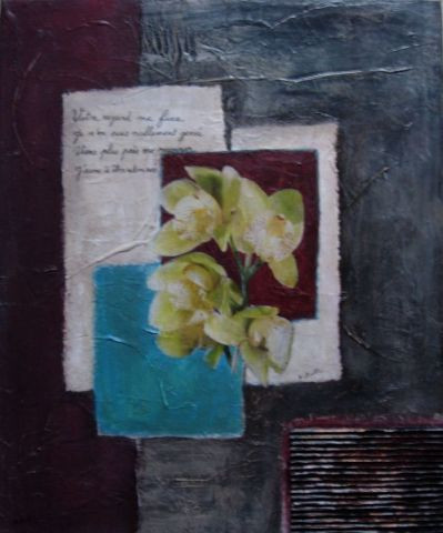 ninonpeinture - Orchidee