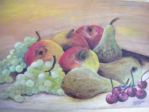 stephane brandeho - salade de fruit