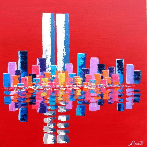 Antoine Renault - Twin Tower Spirit Red