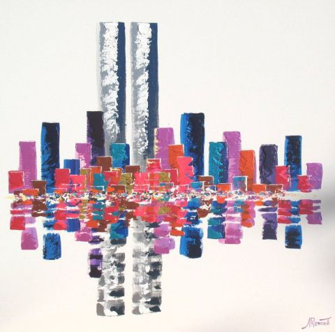 Antoine Renault - Twin Tower Spirit White