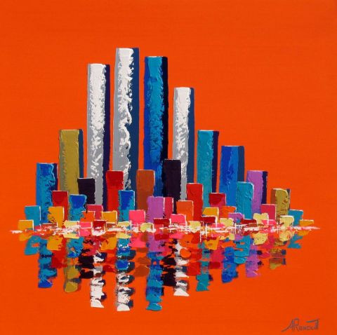 Antoine Renault - Towers Orange Zone