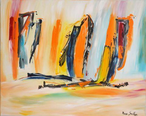 L 39 harmonie des couleurs peinture ame sauvage - L harmonie des couleurs ...