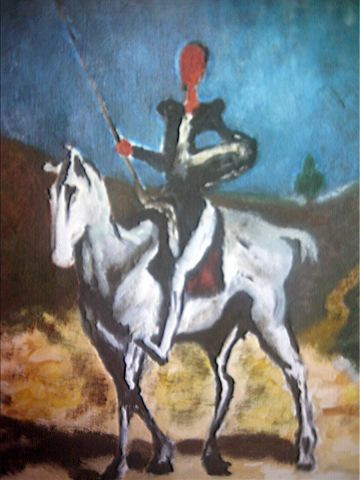 JJ - DON QUICHOTTE