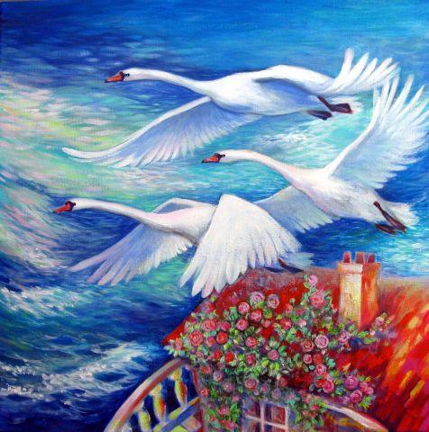 Liberte Peinture Oxana Zaika