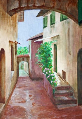 Maurice Grinda - RUELLE A COME