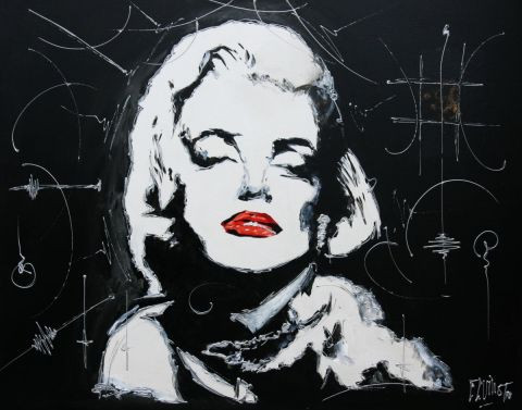 Christian Guillot - marilyn