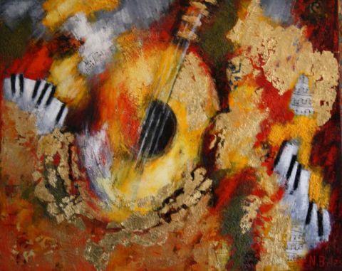 Quand l 39 harmonie des couleurs devient symphonie peinture - L harmonie des couleurs ...