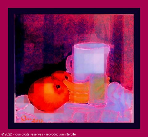 Momaur - nature morte