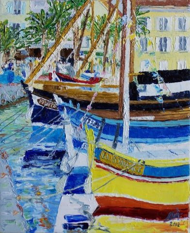 ClaudeArt - Six Fours  le Port