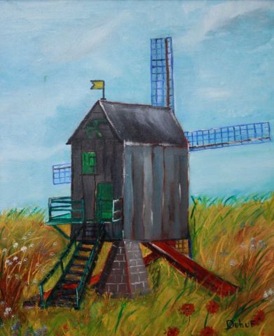 DEBUF - Le Moulin