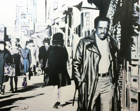 CLOTILDE NADEL - BLACK MAN