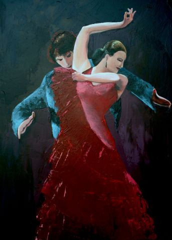 Catherine Renard - Flamenco