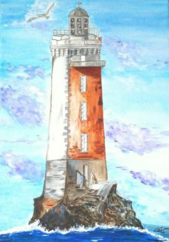 Catherine James - phare