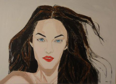 DJL - portrait de Megan Fox