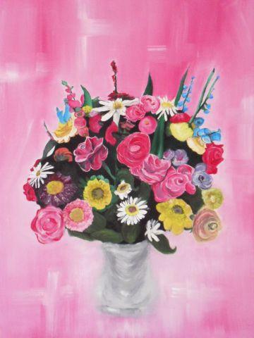 Bouquet de fleur dessin lili27155 - Dessins de bouquets de fleurs ...
