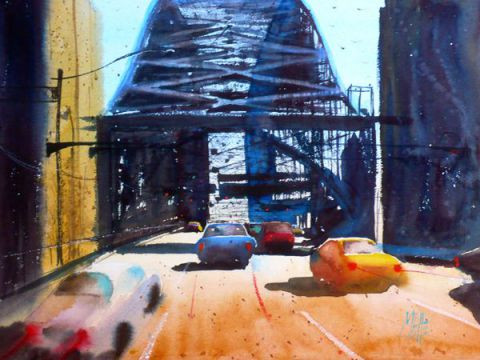 Andre Mehu - Harbour Bridge