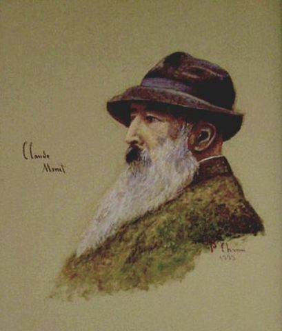 chanu - Claude Monet