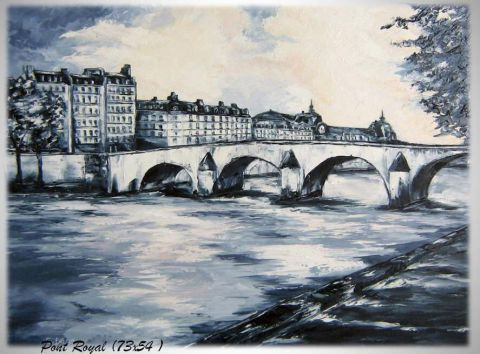 edith dago - Pont Royal