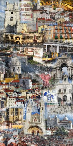 stephane guenet - LISBOA BY TRUXTMAN