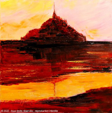Chantal  Urquiza - MONT ST MICHEL