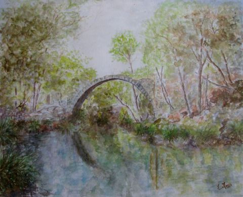 evelyne massa - Pont Genois