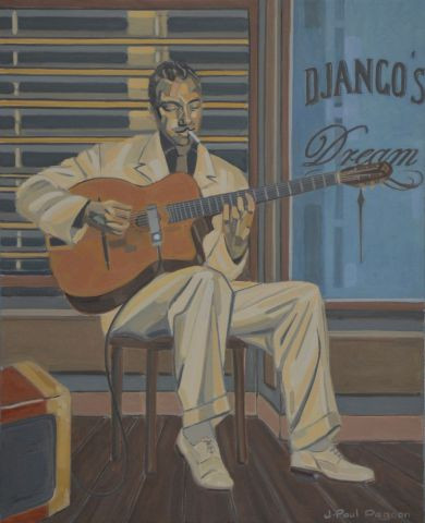 J-Paul PAGNON - DJANGO'S DREAM