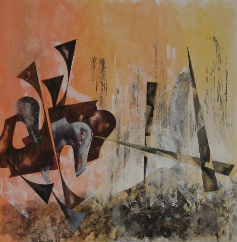 Christine THELOT - Composition 13