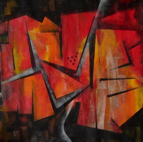 Christine THELOT - Composition 15
