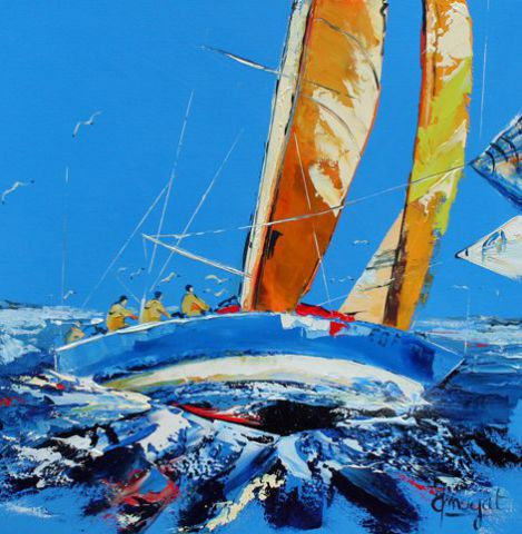 philippe amagat - sous spinnaker