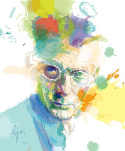 James AUGUSTIN - Samuel Beckett