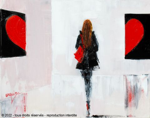 Chantal  Urquiza - j aime le rouge