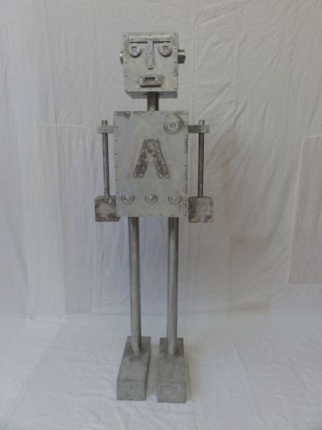 Cyrille Plate - Robot A