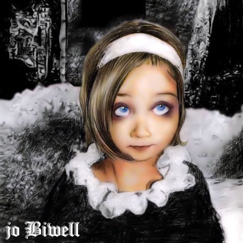jo biwell - little