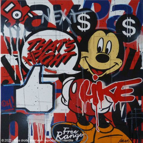 Jerome Clem - Like Mickey