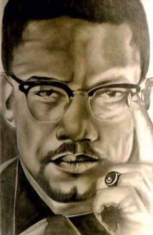 Ferge charly - Malcolm x