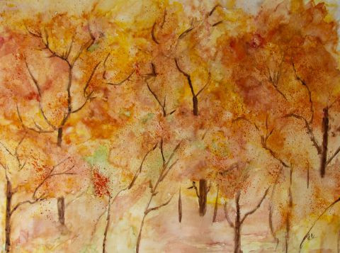 Jeannette ALLARY - AUTOMNE 2