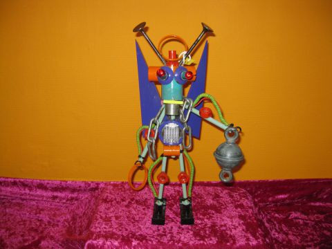 bellagamba  gilles - n°75  Robot collection